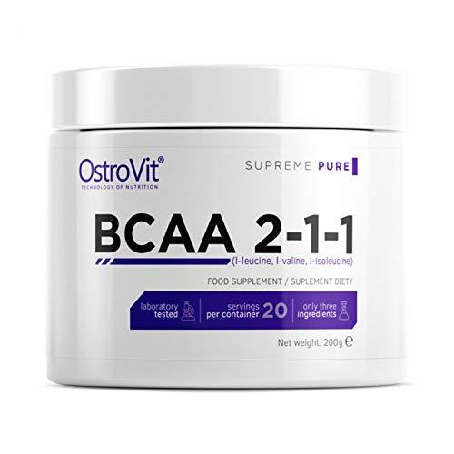 BCAA 2-1-1 200g - Puro sin sabor |...