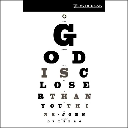 God Is Closer Than You Think cover art