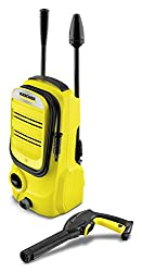 K 2 Compact Pressure Washer