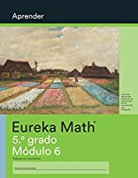 Spanish - Eureka Math Grade 5 Learn Workbook #4 (Module 6)