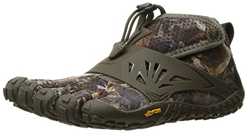 Vibram FiveFingers Spyridon MR Elite, Zapatillas Mujer, Multicolor (Forest Camo), 37