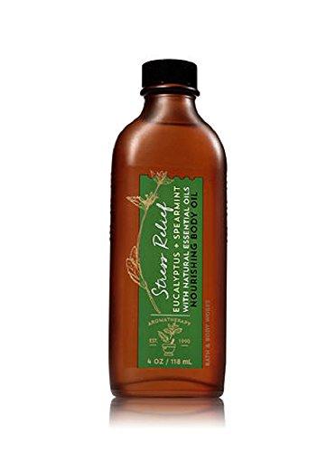 Bath & Body Works Nourishing Body Oil (STRESS RELIEF- Eucalyptus Spearmint)