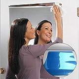 Fuyouta espejo autoadhesivo espejos de pared adhesivo espejo autoadhesivo adhesivos de pared reflectante espejo adhesivo autoadhesivo espejo de pared adhesivo reflectante espejo pegatinas