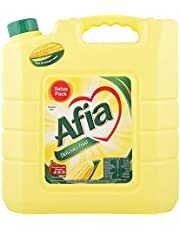 Afia Cooking Oil, 9 Litres - Pack of 1