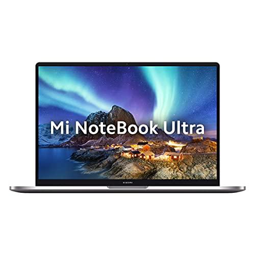 Mi Notebook Ultra 3K Resolution Display Intel Core i5-11300H 11th Gen 15.6-inch(39.62 cms) Thin and Light Laptop (8GB/512GB SSD/Iris Xe Graphics/Win 10/MS Office/Backlit KB/Fingerprint Sensor/1.7Kg)