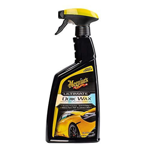 MEGUIAR'S G200924 Ultimate Quik Wax, 24 Fluid Ounces