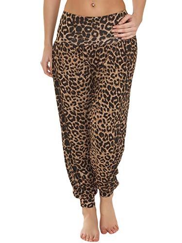 Love My Fashions Nuevas Mujeres Lisas Alibaba Harem Tobillo Puños Pantalones de Mujer de Longitud Completa...