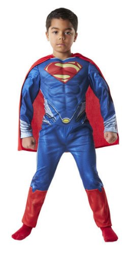 Rubie's-déguisement officiel - Superman - Costume Luxe Man of Steel - Taille M- I-886505M