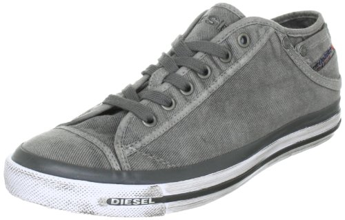 Diesel Exposure Low 1 Y00321 PS752 Herren Sneaker, Grau (Gunmetal T8080), 47