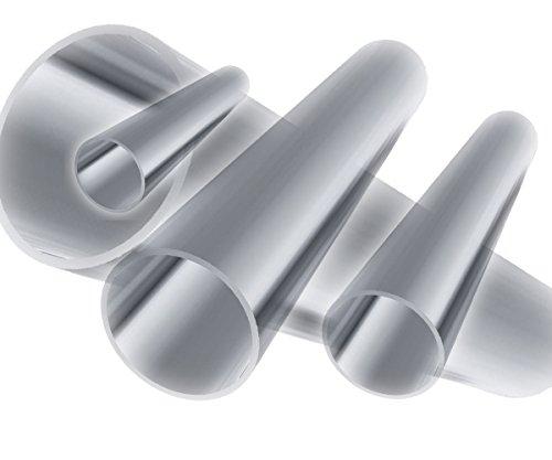 Edelstahlrohr Durchmesser 33,7 mm (500 mm)