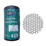 MTB PVC Hexagonal Poultry Netting Chicken Wire 12