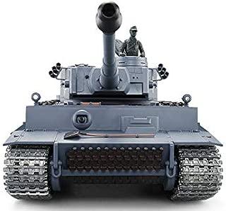 1/16 German Tiger Air Soft Rc Battle Tank (Upgrade Version w/ Metal Gear & Tracks)