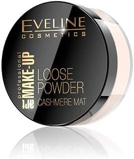 Eveline Art Professional Make-Up Loose Powder ,01 Transparent