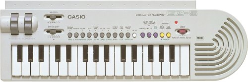 CASIO DTMキーボード GZ-5