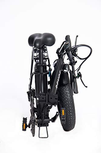 REVOE Dirt Vtc, 553503, 20 Folding Electric Bicycle Mixed Adult, Black