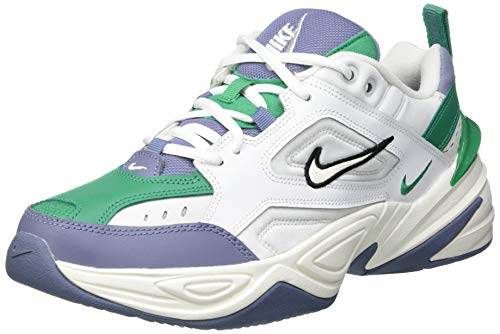 Nike M2K Tekno, Zapatillas De Gimnasio Hombre, Platinum Sail Green, 46 Eu