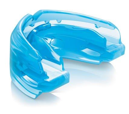 Shock Doctor Zahnschutz Double Braces blau Erwachsene