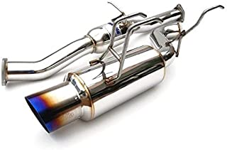 Invidia HS15SW4GTP Back Exhaust 15+ Subaru WRX/Sti Single N1 Stainless Steel Tip Cat