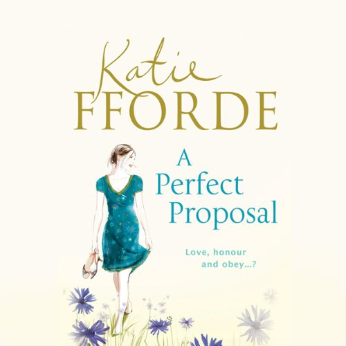 A Perfect Proposal audiobook cover art