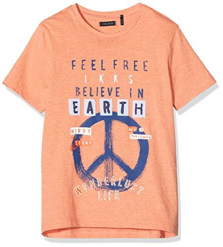 IKKS Junior Tee-Shirt Believe in Earth, Orange (Terracotta P
