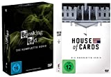 Breaking Bad - Die komplette Serie + House of Cards - Die komplette Serie