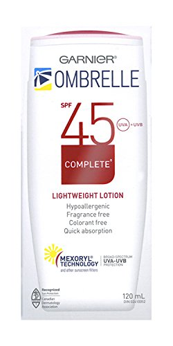 Ombrelle Complete Sunscreen Lotion - SPF 45 - 120ml / 4.1 Oz