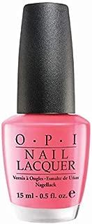 O.P.I Nail Lacquer, Elephantastic Pink, 15ml