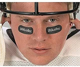 Sports Eye Black Sticks and Strips (Reduces Sun and Light Glare for Baseball/Softball, Football, Soccer, Lacrosse and All Outside Athletics)