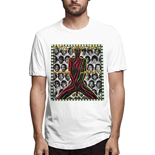 Sport A Tribe Called Quest Midnight Marauders Design Camisetas Blancas,L