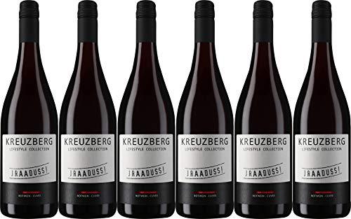 Kreuzberg Jraaduss! Pinot Noir 2019 Trocken (6 x 0.75 l)