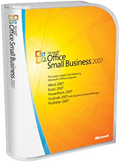 Microsoft Office Small Business 2007 FULL VERSION Old Version