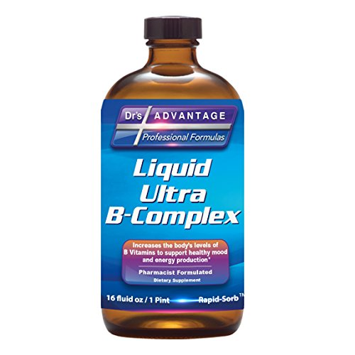 Dr's Advantage Liquid Ultra B Complex, 32 oz.