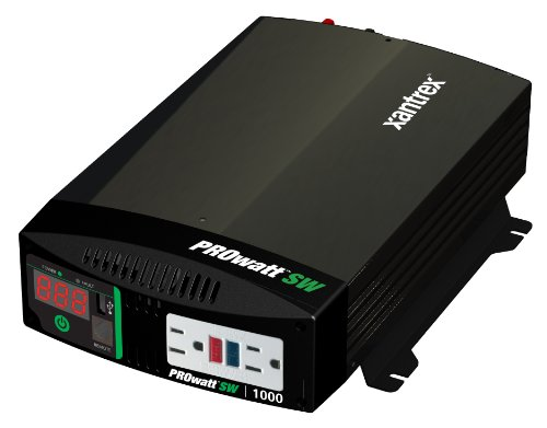 Xantrex Technology Inc, 806-1210 Inverter Prowatt Sw 1000