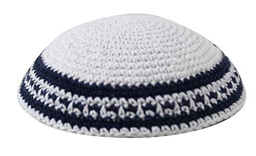 Body-Soul-n-Spirit Kippahs Dome Copola Yarmulke Mitzva Religiosa Kipà Tejida Tradicional Sombrero judío yamaka étnica