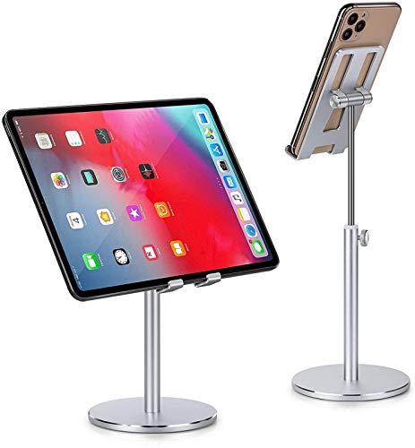 Stands Soporte de teléfono con ángulo de altura ajustable, compatible con Ban Lu Yi