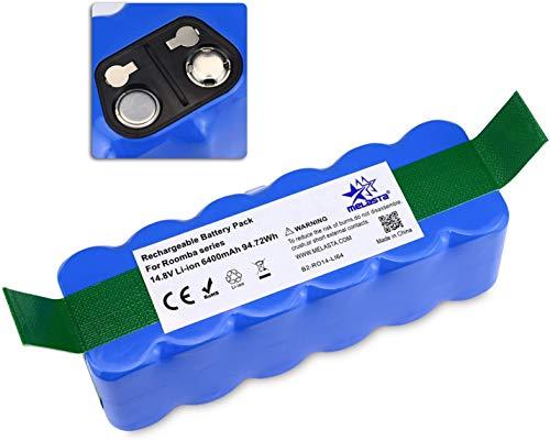 melasta 6400mAh Batería de Litio(Li-ion) para...