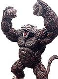 Dragon Ball Anime Super ZGokuTransformation Golden Great Ape Gorilla Figura De Acción 40Cm, PVC Mo...