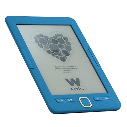E-BOOK WOXTER SCRIBA 195 6 4GB E-INK AZUL