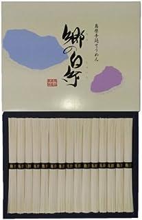 Shimabara Tenobe Somen municipio de Shiraito 1500g (50gX30 paquete)