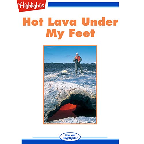 Hot Lava Under My Feet copertina