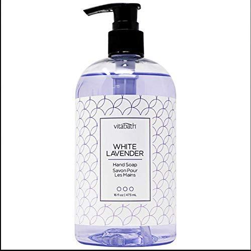 Vitabath LAVENDER CHAMOMILE 16 fl oz Liquid Hand Soap 4pk