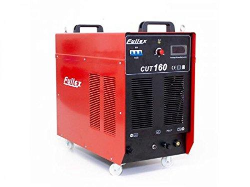 FULLEX CUT 160 professionele plasmasnijder, snijden tot 50 mm.