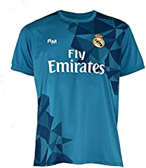 Camiseta Real Madrid Ronaldo Hombre 2017/2018