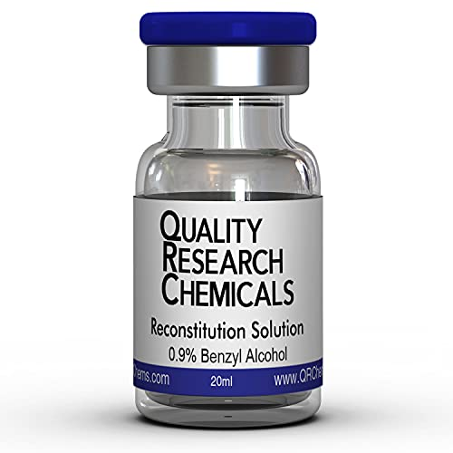 Quality Research Chemicals - Reconstitution Solution - 20mL