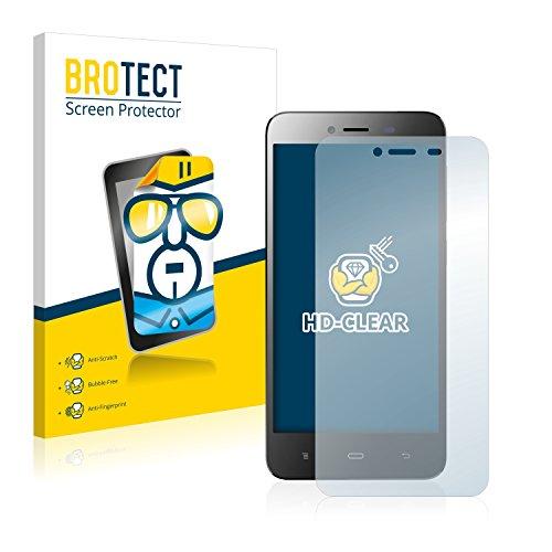 BROTECT Schutzfolie kompatibel mit Phicomm Energy L (E653) (2 Stück) klare Bildschirmschutz-Folie