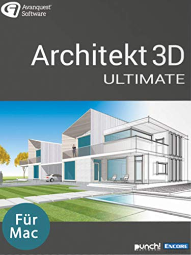 Architekt 3D 20 MAC | Ultimate | 1 Gerät | 1 Benutzer | Mac | Mac Download