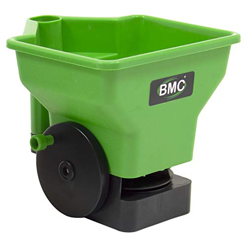 BMC Handheld Fertilizer and Seed Spreader Lawn Seed Feed Handy Outdoor...