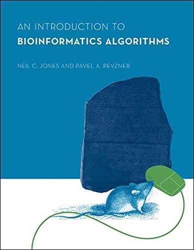 An Introduction to Bioinformatics Algorithms...