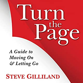 Turn the Page audiobook cover art