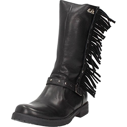 Lulu Apache - Botas Niña Negro Talla 37